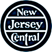 Central RR of New Jersey ball herald
